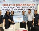 Masan PQ đồng hành cùng chương trình an sinh xã hội huyện Phú Quốc