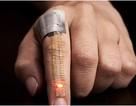 Thiết bị đeo mỏng như hình xăm có thể ghi dữ liệu qua da