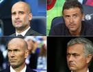 10 huấn luyện viên hưởng lương cao nhất châu Âu