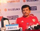 HLV Jordan tuyên bố sẽ giành 3 điểm trước đội tuyển Việt Nam
