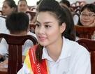 Hoa hậu Biển Thùy Trang làm Đại sứ Ngày môi trường thế giới
