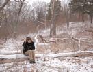 Hoài Linh khiến người xem ứa nước mắt khi cô đơn trong bão tuyết trời Âu
