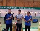 Hoàng Xuân Vinh giành HCB Cúp bắn súng thế giới 2017