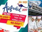 Hội thảo du học Úc - Thực tập hưởng lương lên đến 40,000 AUD và học bổng 20,000 AUD
