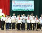 Hội Khuyến học Hòa Bình khen thưởng học sinh xuất sắc năm 2017