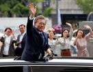 Tổng thống Hàn Quốc đến Việt Nam vào tháng 11