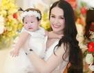 Ngắm con gái siêu dễ thương của Tuấn Hưng và Hương baby
