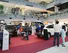 Singapore chuộng xe hybrid