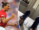 Bị MU từ chối gia hạn hợp đồng, Ibrahimovic đeo giày đi ngủ