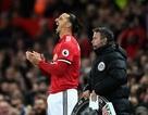 Trở lại sau 7 tháng, Ibrahimovic ví mình với sư tử