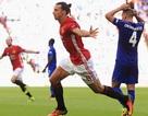 Những khoảnh khắc đáng nhớ của Ibrahimovic ở MU