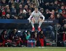 Ra sân cho MU, Ibrahimovic lập kỷ lục ở Champions League