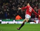 Chiêm ngưỡng siêu phẩm sút phạt của Ibrahimovic vào lưới Southampton