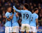 Vượt qua Leicester, Man City đạt mốc 11 trận thắng liên tiếp