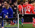 Hòa Atletico Madrid, Chelsea mất ngôi đầu bảng vào tay Roma