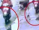 Cán xe máy qua em bé, người phụ nữ Trung Quốc lạnh lùng bỏ chạy