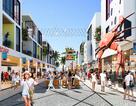 Bữa tiệc ẩm thực, văn hóa… ở phố đi bộ The Arena