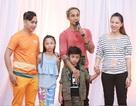 Gia đình Phạm Anh Khoa, Trịnh Kim Chi, Hoa hậu Diễm Hương vui cùng ngày hội Con Vươn Xa