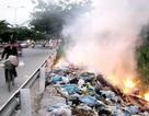 Ô nhiễm từ đốt rác, rơm rạ gây nhiều loại bệnh nguy hiểm