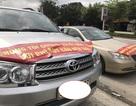 Dân tiếp tục đưa ô tô chặn cầu Bến Thủy 1 phản đối việc thu phí