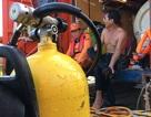 Giây phút tìm được hai thuyền viên cuối cùng tàu Hải Thành 26