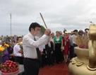 Nguyên chủ tịch nước Trương Tấn Sang cùng 1.200 cựu tù dự lễ giỗ tại nhà tù Phú Quốc