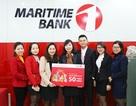 Giải thưởng sổ tiết kiệm 50 triệu đồng đầu tiên từ Maritime Bank đã tìm ra chủ nhân