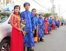 Xúc động đám cưới tập thể tại Sóc Trăng