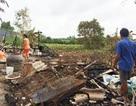 Nấu ăn quên tắt bếp gas, một căn nhà bị cháy rụi