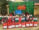 """Tỉnh đoàn Bắc Ninh mang """"hơi ấm ngày Tết"""" tới học sinh tỉnh Cao Bằng"""