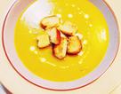 30 phút là có bát súp bí đỏ kem tươi cực ngon!