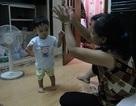 Những hình ảnh mới nhất của cháu trai 1 tuổi bị bạo hành dã man