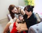 Hồng Quế đưa con gái mới hơn 3 tháng tuổi đi sự kiện