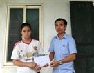 Hơn 41 triệu đồng tiếp tục đến với em Lê Thị Long