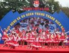 Hà Nội chính thức ra quân Tháng thanh niên