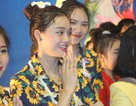 Hà Tĩnh: Đầm ấm Tết cổ truyền của Lào tại giảng đường Đại học