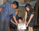 Trao hơn 43 triệu đồng tới cụ Trần Thị Lài