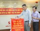 Cán bộ, công nhân viên Sabeco ủng hộ khắc phục hậu quả thiên tai