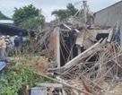Sập giàn giáo công trình, 1 người chết, 4 người bị thương