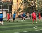 Giao lưu bóng đá Bộ Ngoại giao Việt Nam - Lào năm 2017