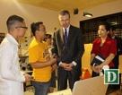 Tân Đại sứ Hoa Kỳ đến thăm Không gian Sáng chế ở Đại học Đà Nẵng