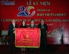 Báo VietNamNet đón nhận Huân chương lao động hạng nhì