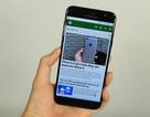 Cận cảnh smartphone camera kép Galaxy J7+ tại Việt Nam
