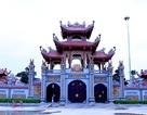 Choáng với khu nhà thờ họ 100 tỷ đồng ở Nghệ An