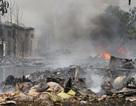 Vụ cháy cơ sở sản xuất bánh kẹo: Đã tìm thấy thi thể một nạn nhân