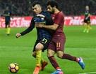 Gục ngã trước AS Roma, Inter vỡ mộng lọt top 3 Serie A