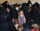 """Iraq """"xoay sở"""" với 1.400 vợ con của chiến binh IS"""