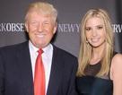 Con gái ông Trump trở thành người của Nhà Trắng