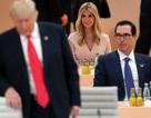 Tranh cãi chuyện con gái ông Trump thế chỗ cha dự họp tại G20
