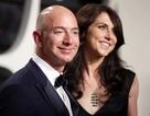 Cuộc hôn nhân đáng ngưỡng mộ của tỷ phú giàu nhất thế giới Jeff Bezos